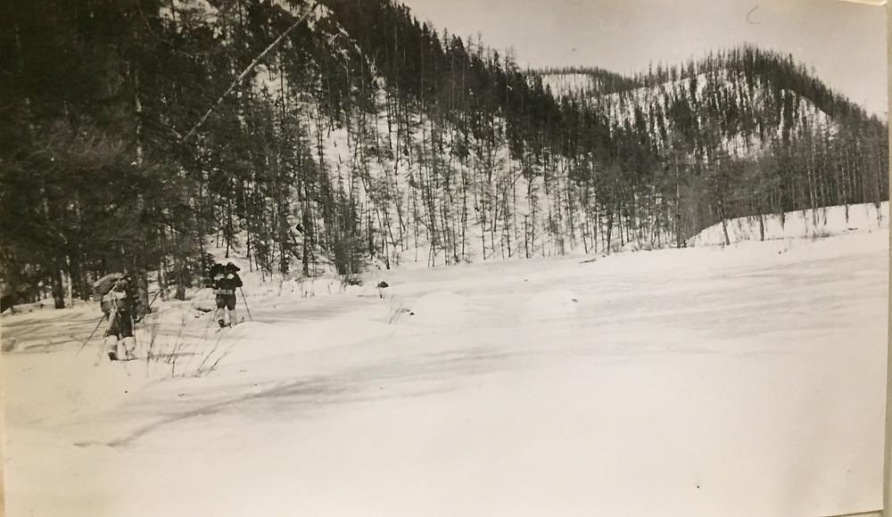 Долина реки Курайгагна| skitour.club| Блог Сергея Чеботова