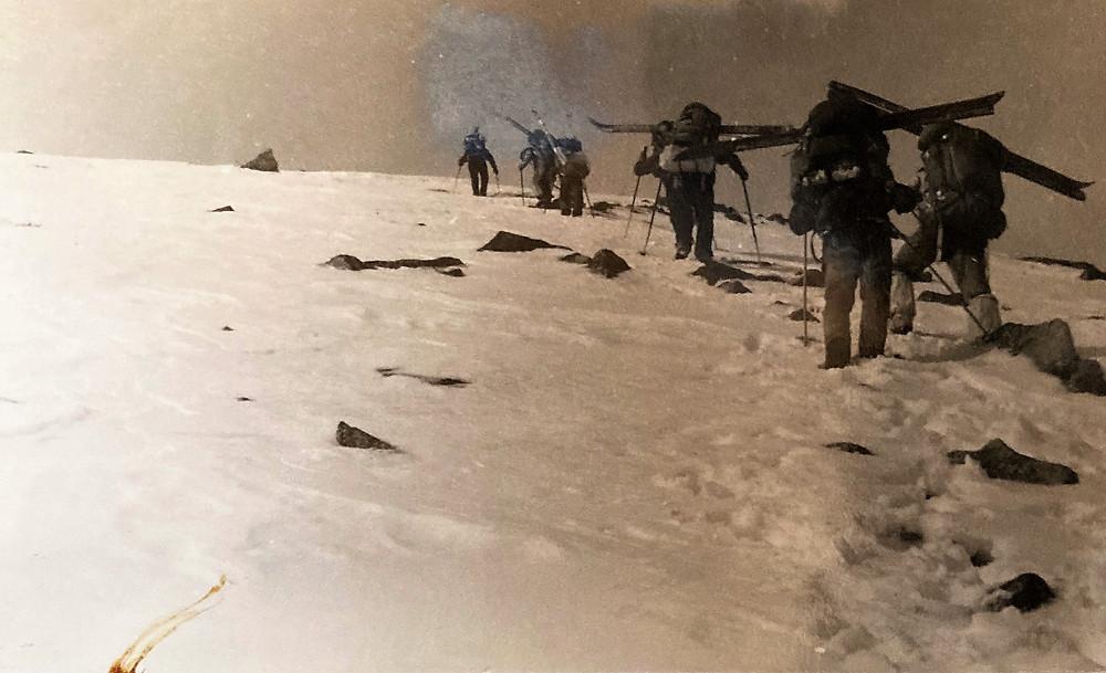 Подъем на перевал Гыдан| skitour.club| Блог Сергея Чеботова