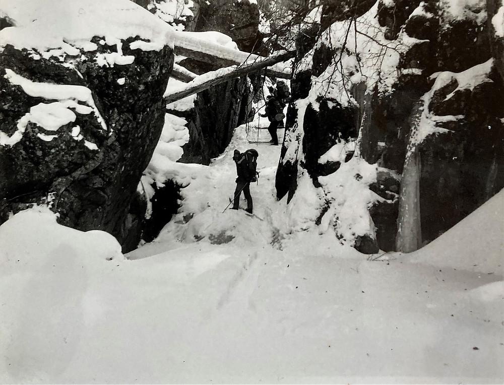 Вверх по реке Сала-Макит| skitour.club| Блог Сергея Чеботова