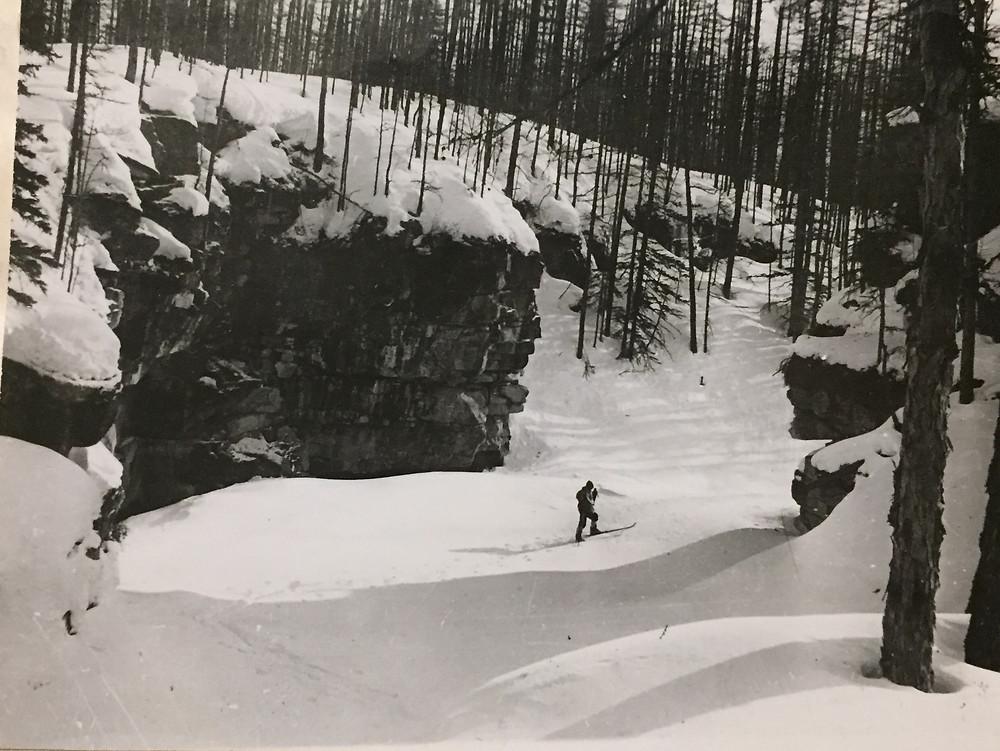 Каньон| skitour.club| Блог Сергея Чеботова
