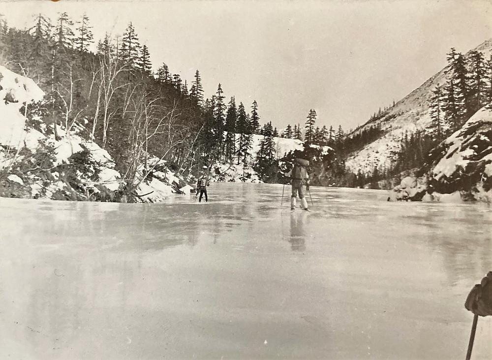 Река Сивактылях| skitour.club| Блог Сергея Чеботова