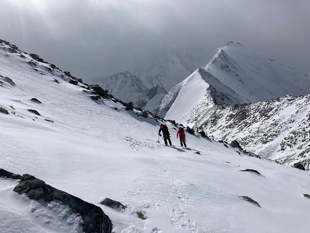 Перевал Кара-оюк| skitour.club| Блог Сергея Чеботова