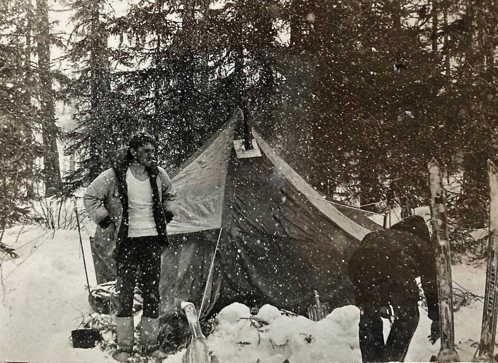 Палатка| skitour.club| Блог Сергея Чеботова