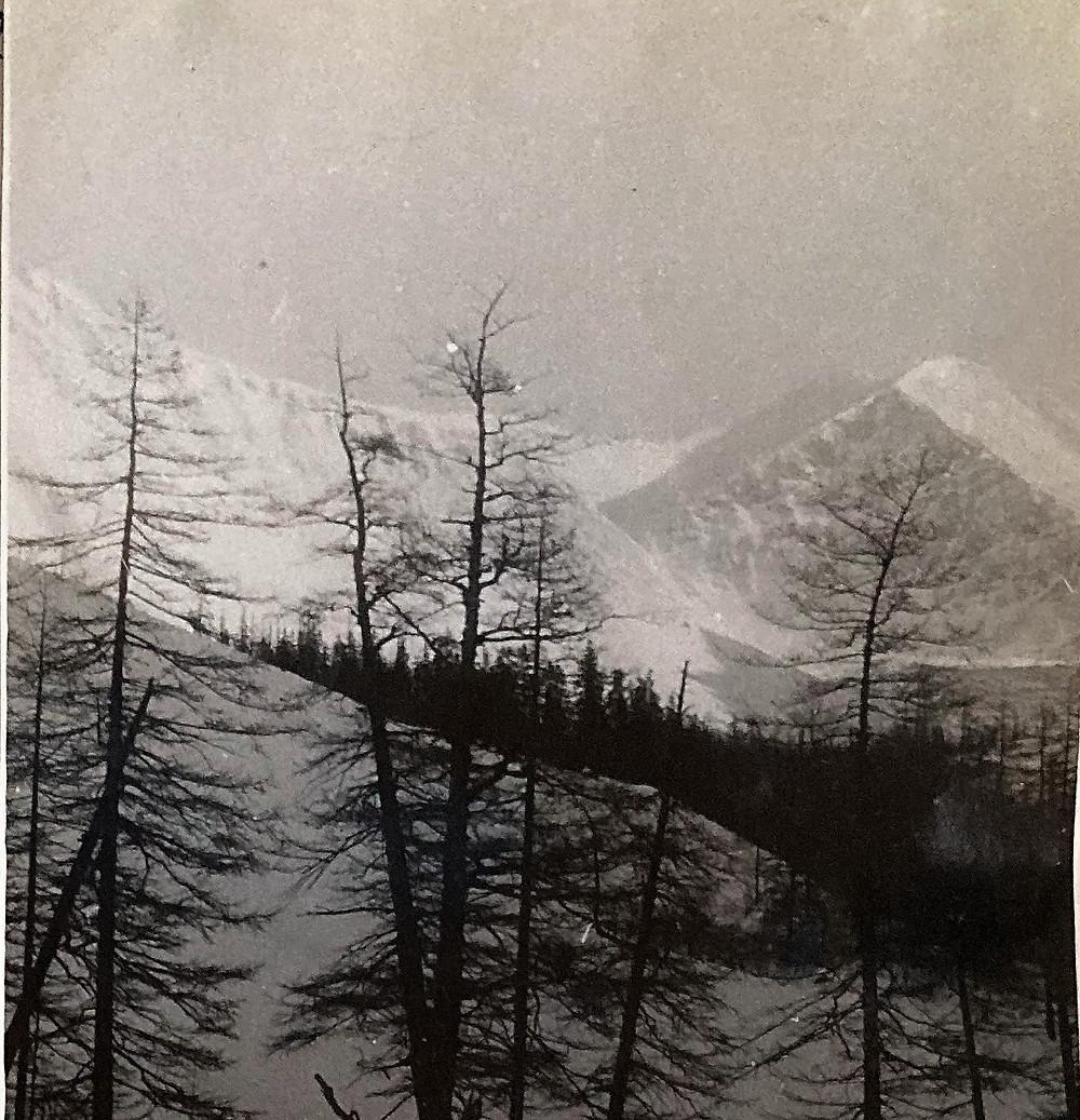 Хребет Эзоп| skitour.club| Блог Сергея Чеботова