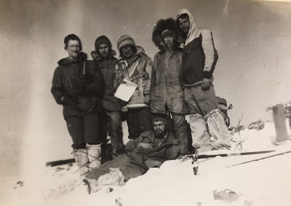 На вершине| skitour.club| Блог Сергея Чеботова