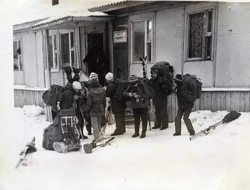 сукпай skitour.club  Блог Сергея Чеботова