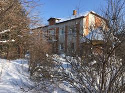Kiya lodge in winter