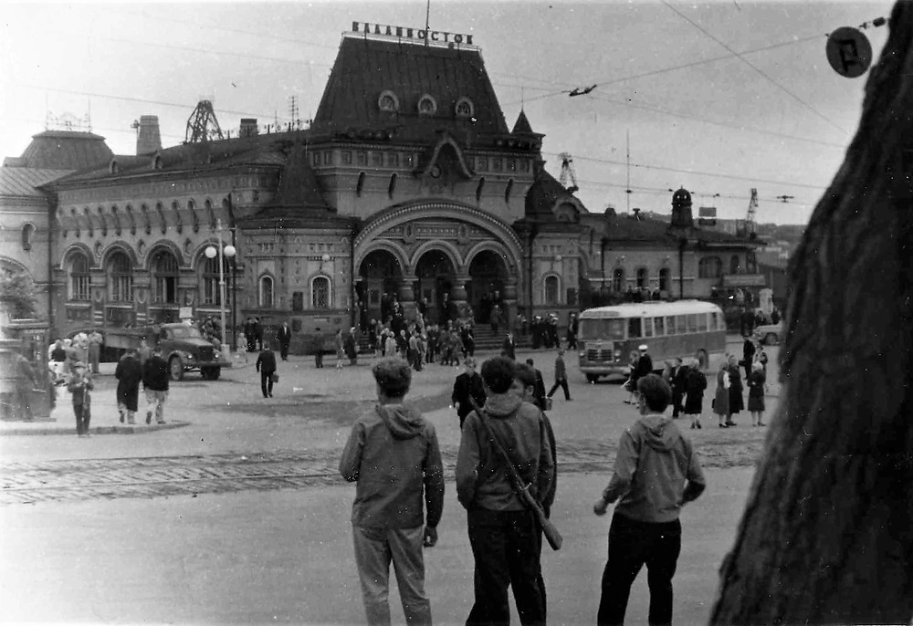 Вокзал Владивостока| skitour.club| Блог Сергея Чеботова