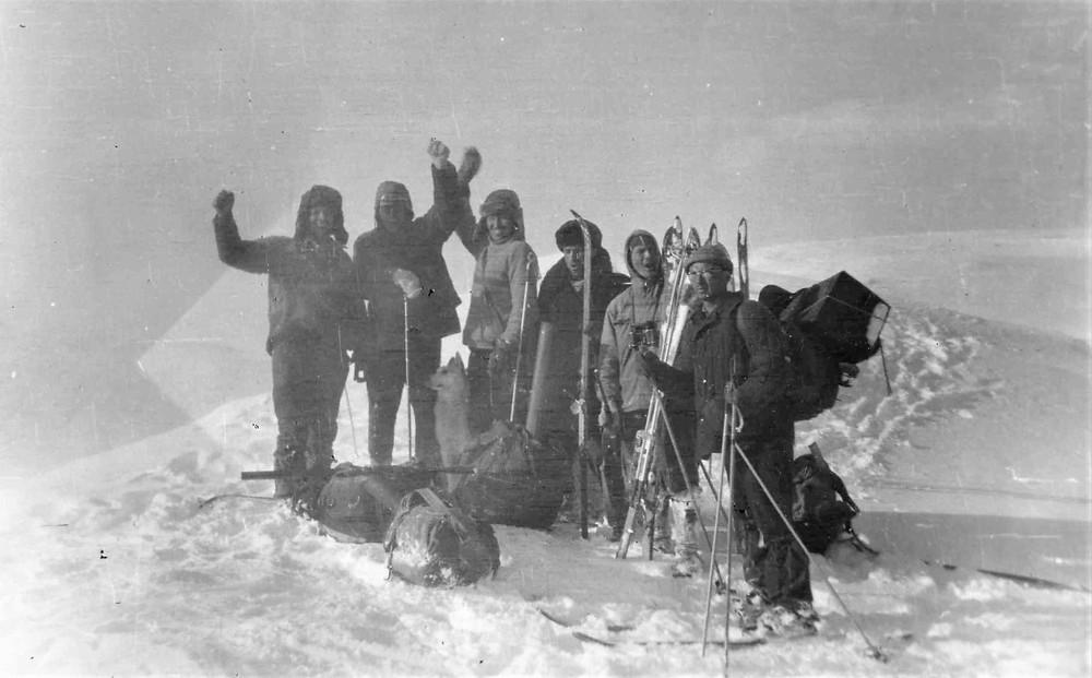 На вершине Буреинского хребта| skitour.club| Блог Сергея Чеботова