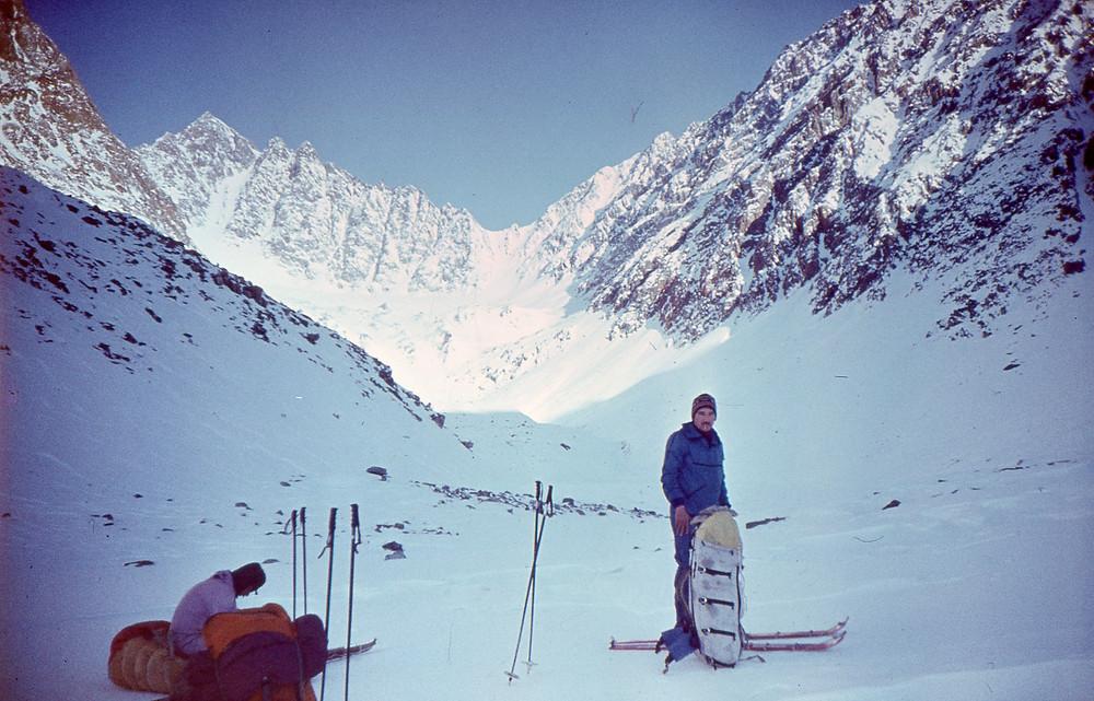 Перевал Лениградский| skitour.club| Блог Сергея Чеботова