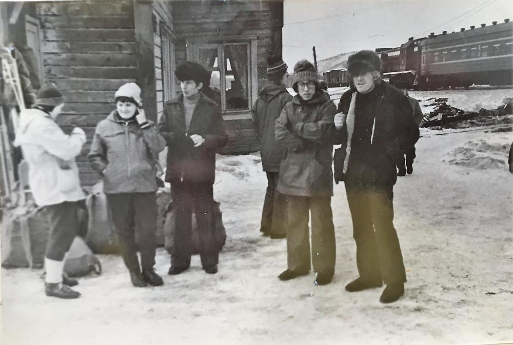 поселок Золотой  skitour.club  Блог Сергея Чеботова
