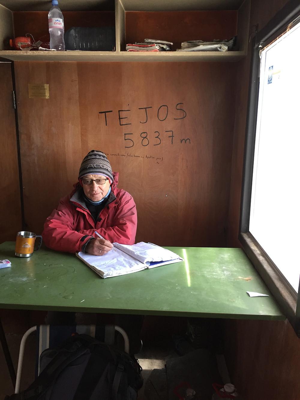 Лагерь Техас | skitour.club | Блог Сергея Чеботова