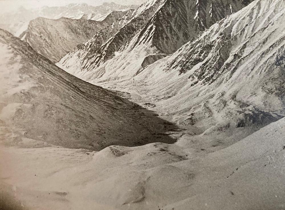 перевал Бобруйский| skitour.club| Блог Сергея Чеботова
