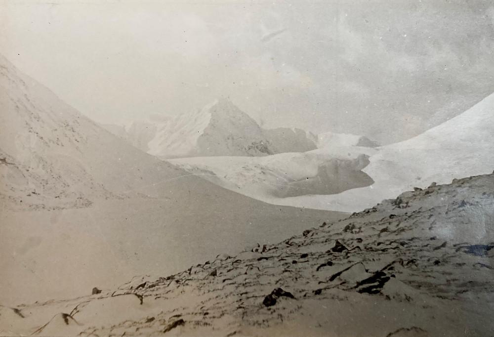Перевал Апсат (1950 м, н/к)| skitour.club| Блог Сергея Чеботова