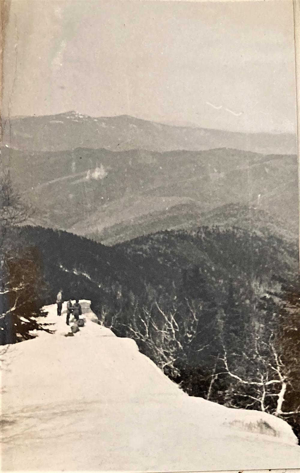Гора Облачная| skitour.club| Блог Сергея Чеботова