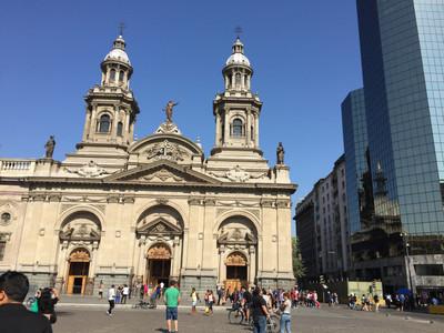 Кафедральный собор на площади Пласа де Армас | skitour.club | Блог Сергея Чеботова