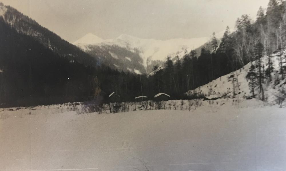 База на р. Болтеро  skitour.club  Блог Сергея Чеботова