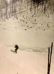 Туристический поход в район хребта Дуссе-Алинь 1986 год — Блог Сергея Чеботова
