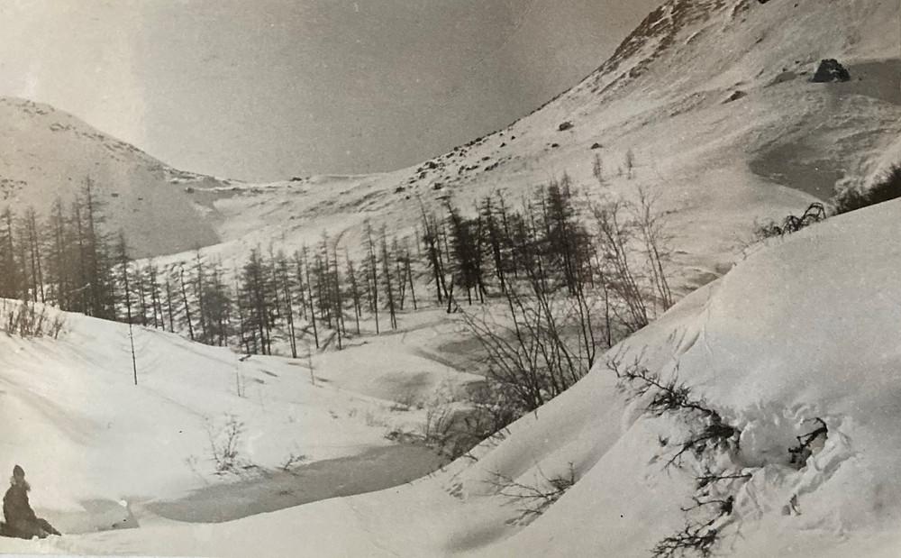 Перевал Уютный| skitour.club| Блог Сергея Чеботова