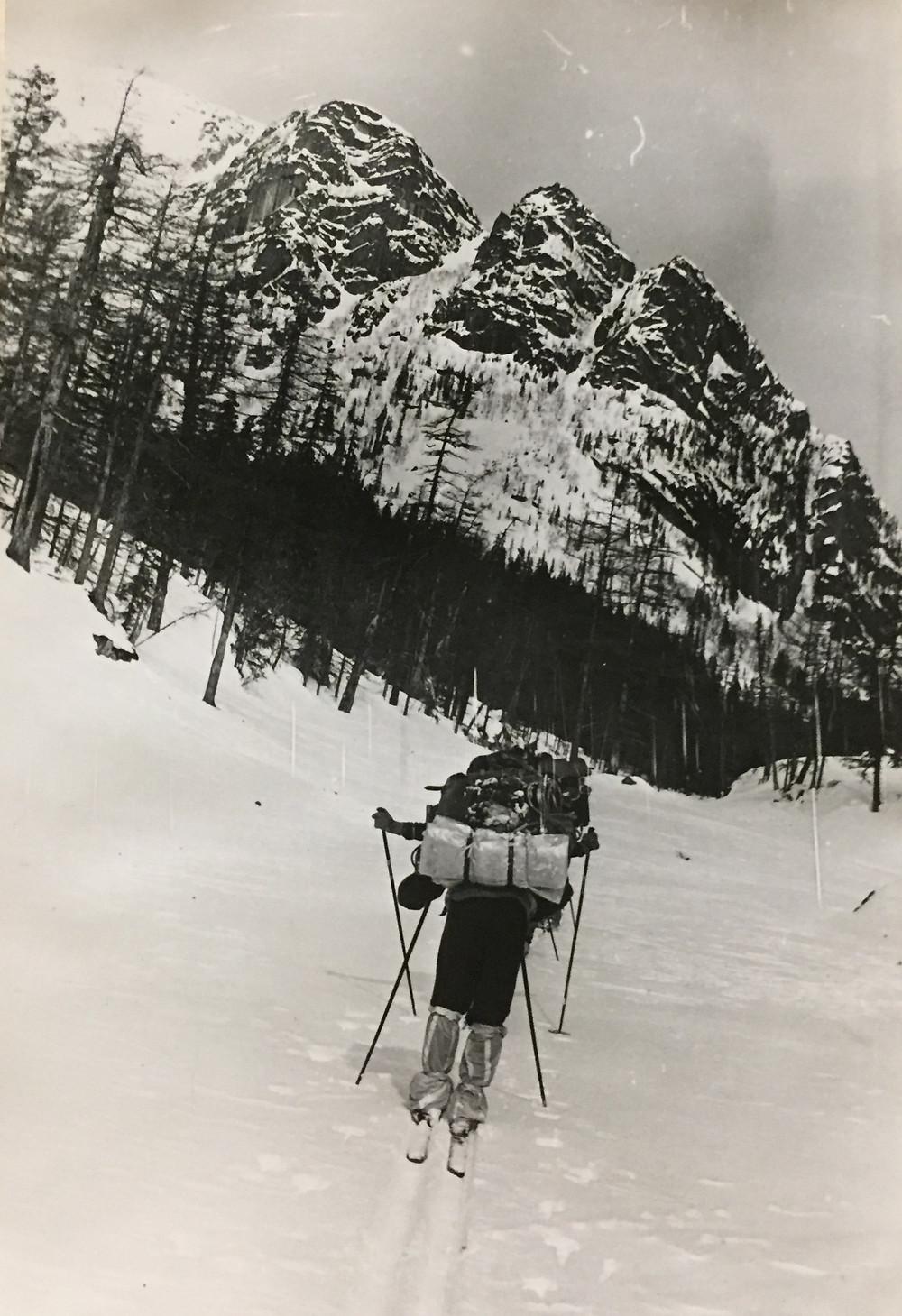 Скалы| skitour.club| Блог Сергея Чеботова