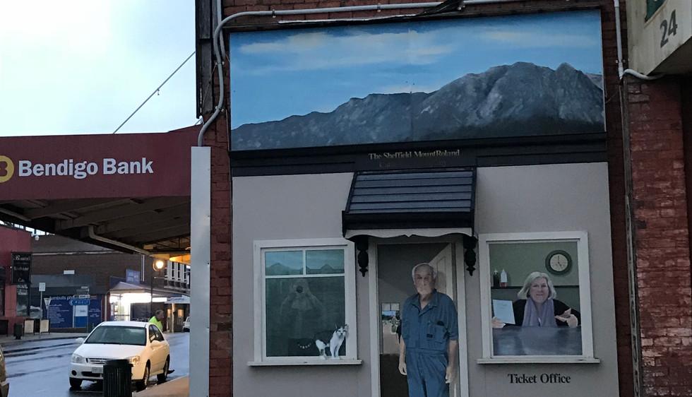 Town of Murals
