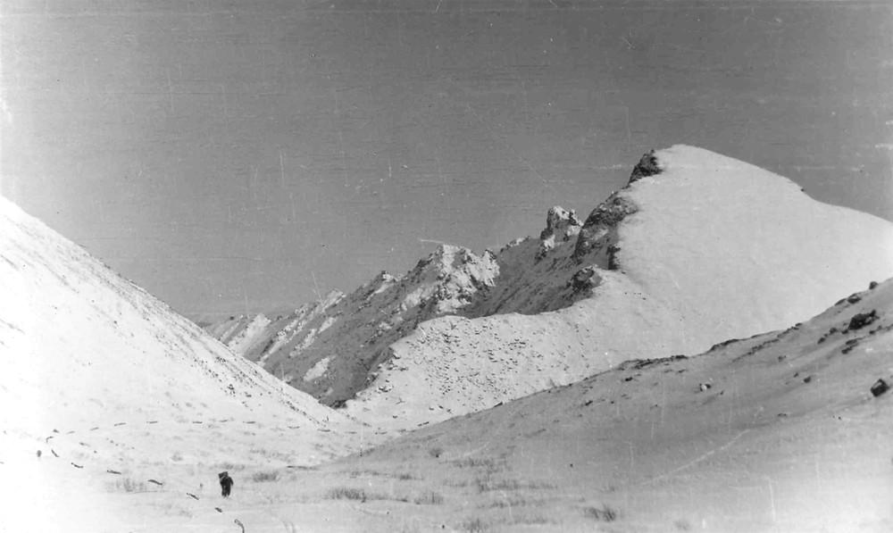 Буреинский хребет| skitour.club| Блог Сергея Чеботова