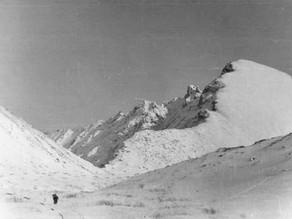 Буреинский хребет, 1966г.