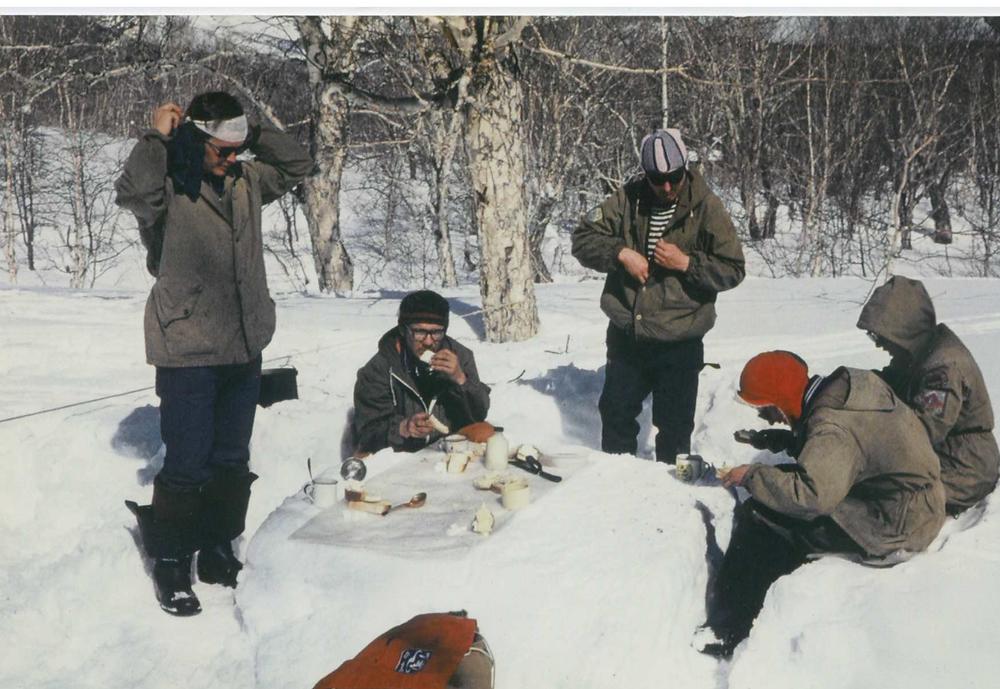 Зимняя Камчатка| skitour.club| Блог Сергея Чеботова