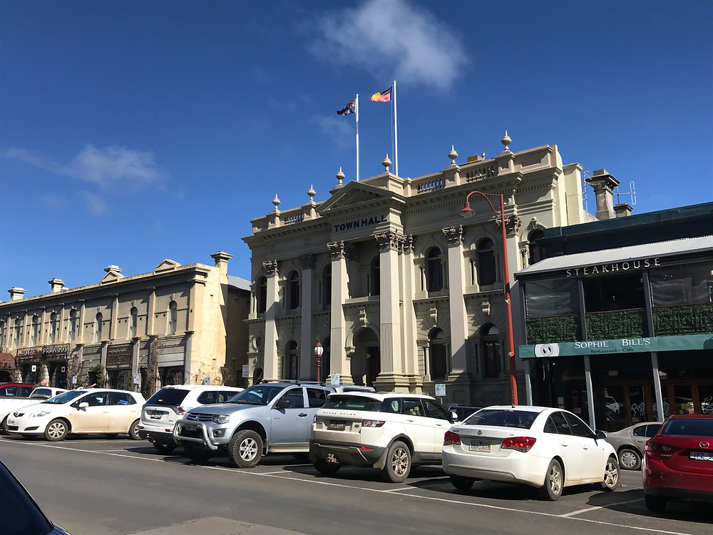 The Daylesford Town Hall