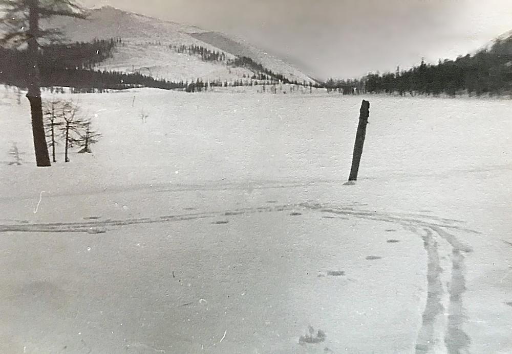 Озеро Корбохон — Туристический поход в район хребта Дуссе-Алинь 1986 год — Блог Сергея Чеботова