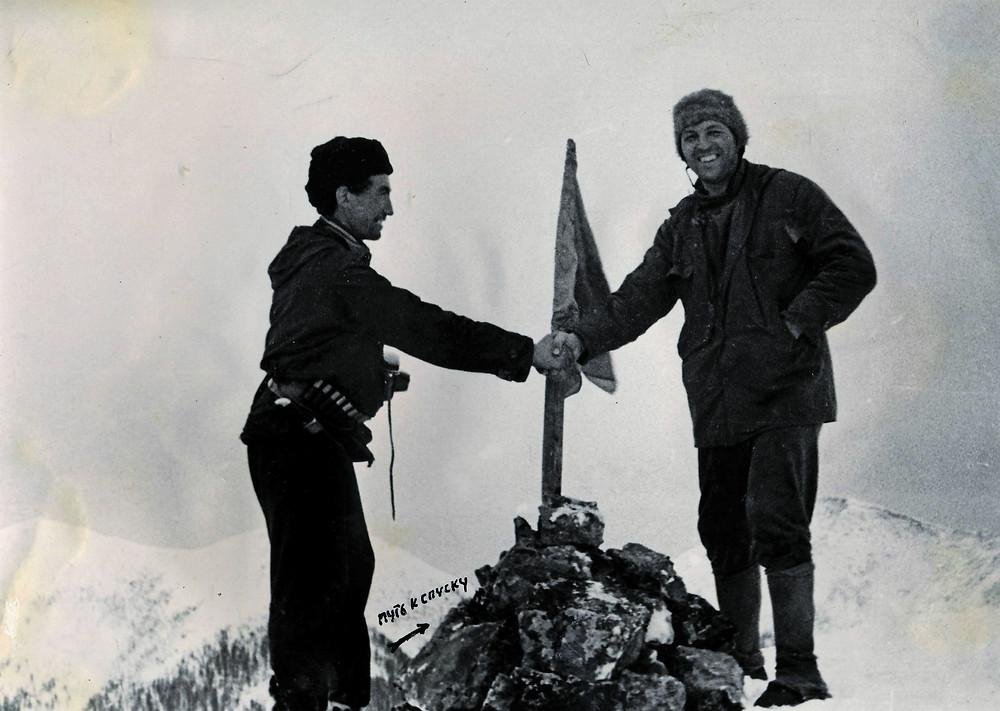 Тур на перевалеХребет Баджал| skitour.club| Блог Сергея Чеботова