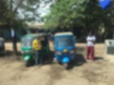 Такси Танзании