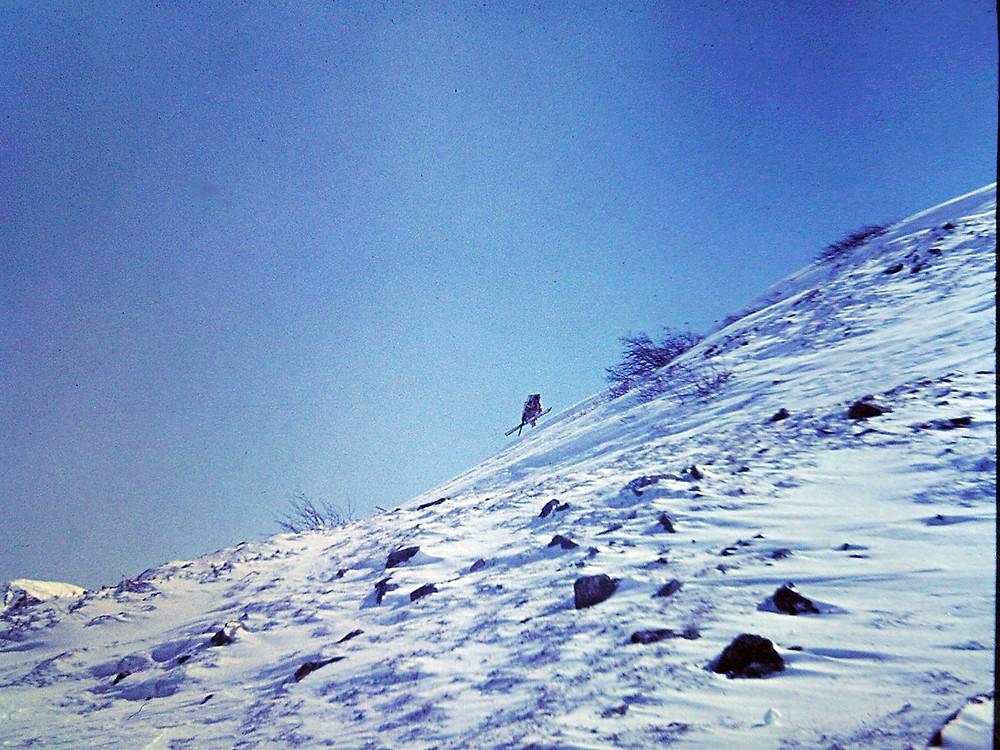 Снежный склон  skitour.club  Блог Сергея Чеботова