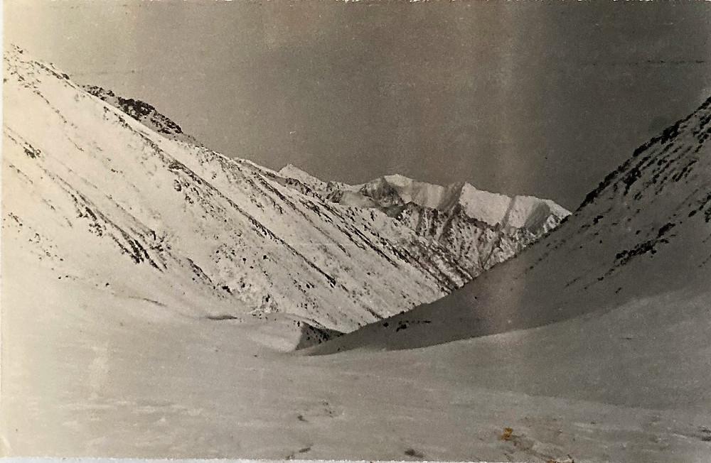 Перевал Сосыр| skitour.club| Блог Сергея Чеботова