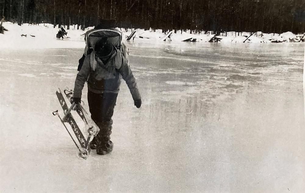 Наледь| skitour.club| Блог Сергея Чеботова