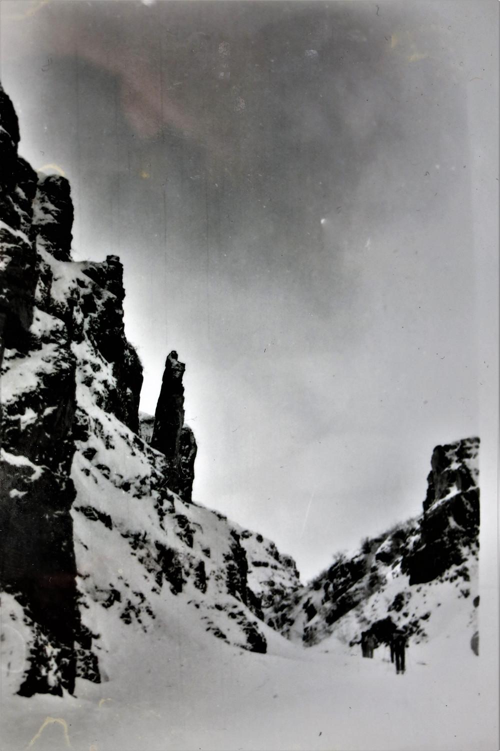 Каньон на реке Тыра| skitour.club| Блог Сергея Чеботова