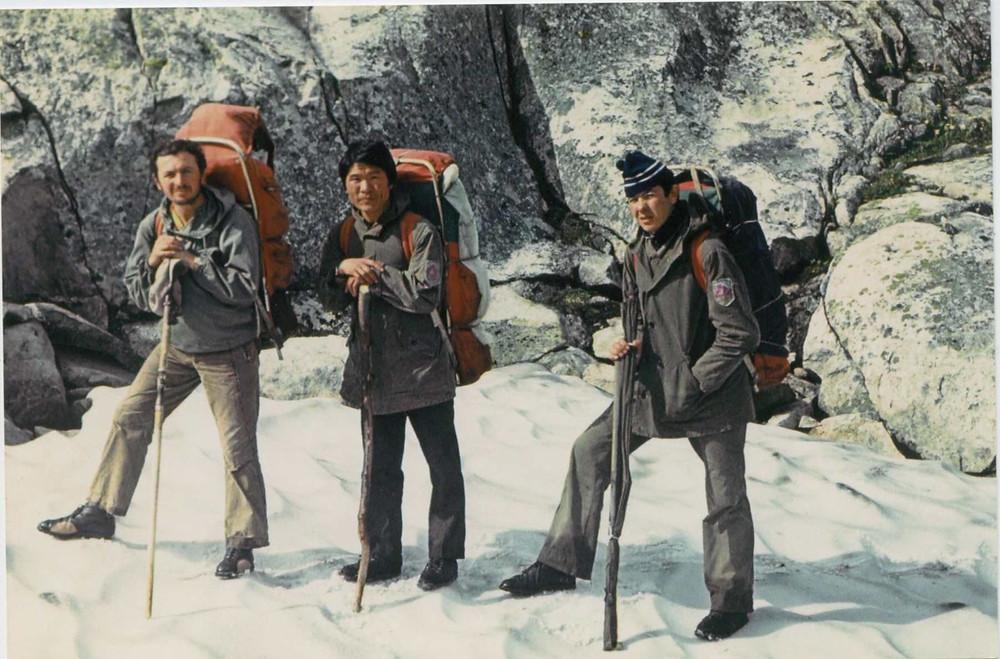 долин Фролиха - Тамнуда | skitour.club| Блог Сергея Чеботова