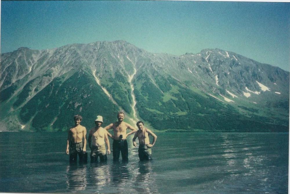 Озеро Медвежье, Камчатка| skitour.club| Блог Сергея Чеботова