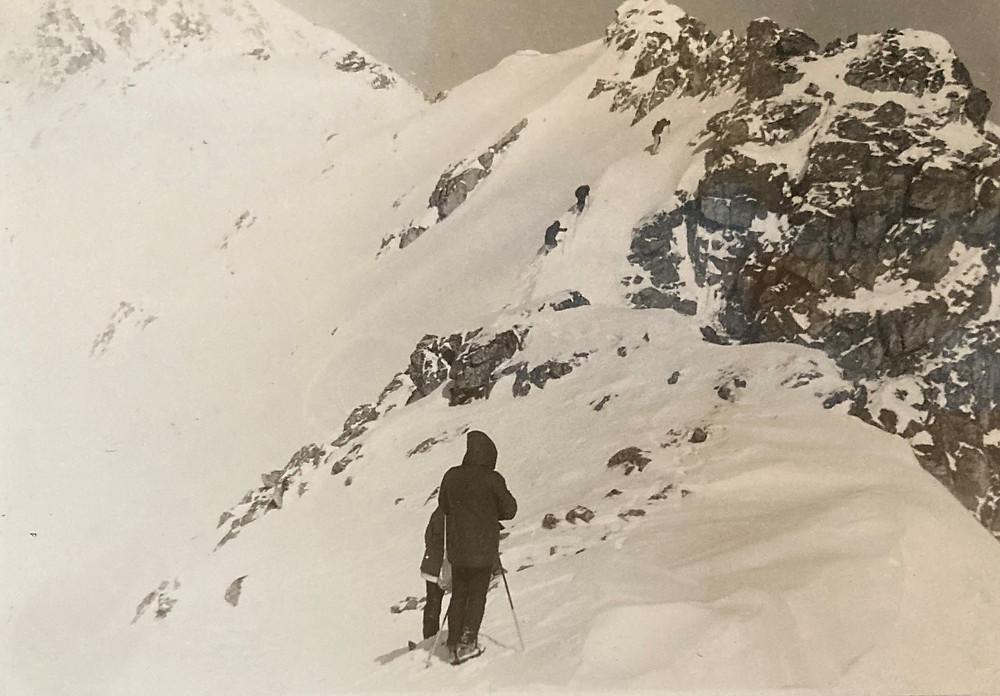 Становой хребет| skitour.club| Блог Сергея Чеботова