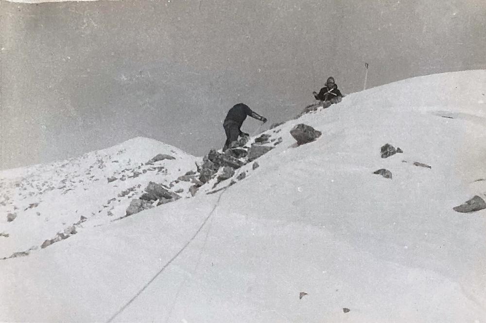 Подхем на вершину Харги| skitour.club| Блог Сергея Чеботова