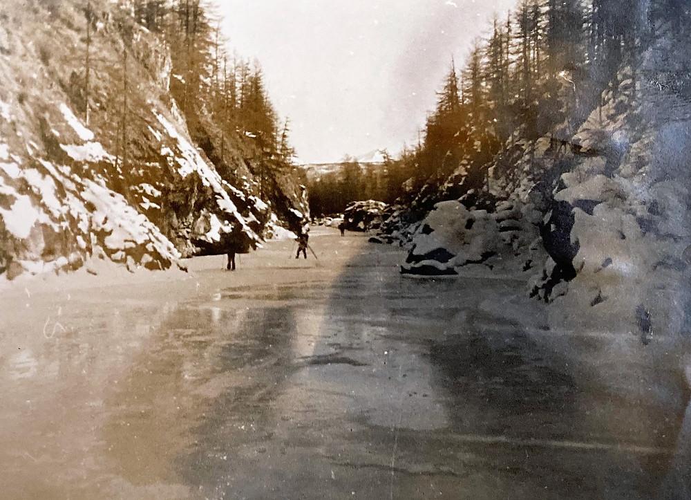 Каньон на реке Сюльбане| skitour.club| Блог Сергея Чеботова