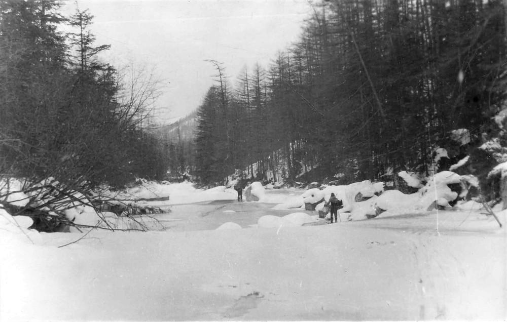 Река Серегекта| skitour.club| Блог Сергея Чеботова