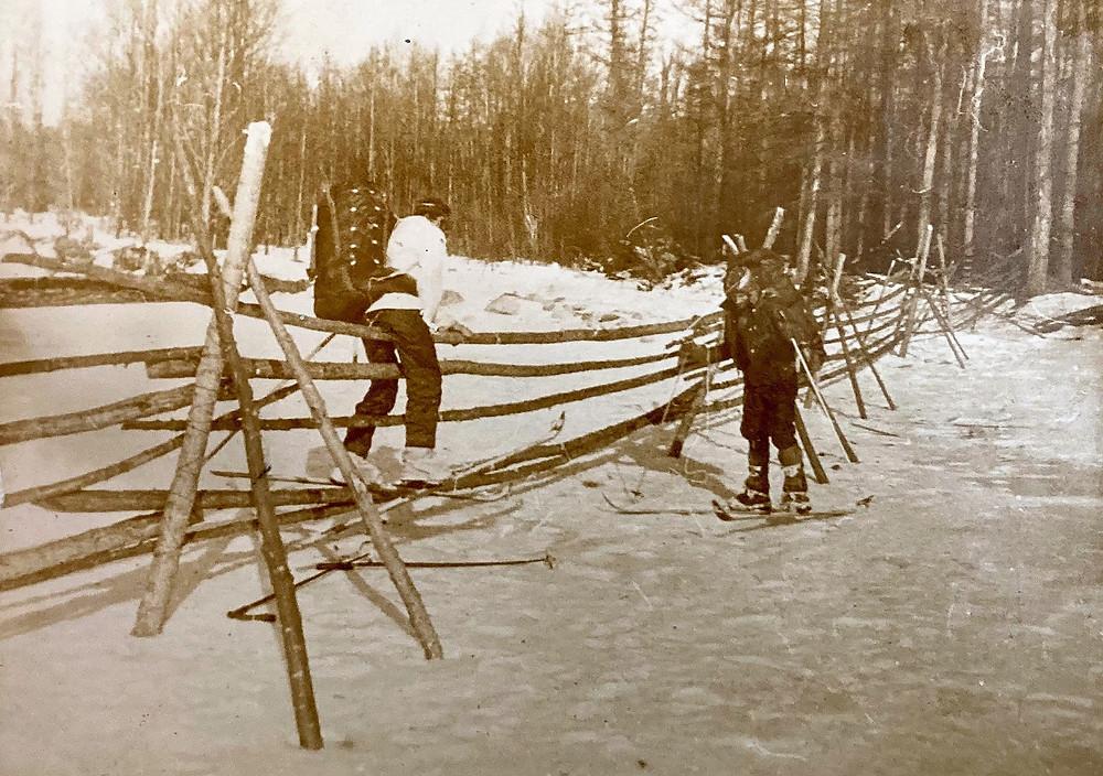 Загон для оленей| skitour.club| Блог Сергея Чеботова