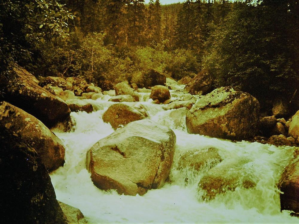 Река Токолан, Дуссе-Алинь| skitour.club| Блог Сергея Чеботова