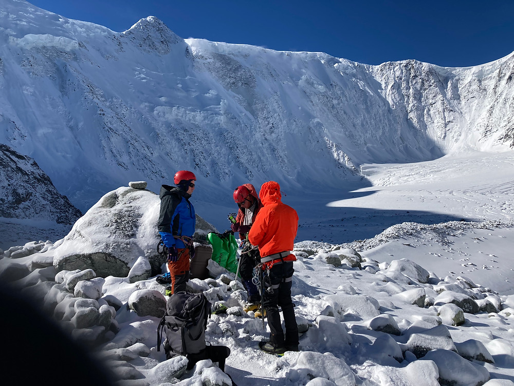Тренировка альпинистов| skitour.club| Блог Сергея Чеботова