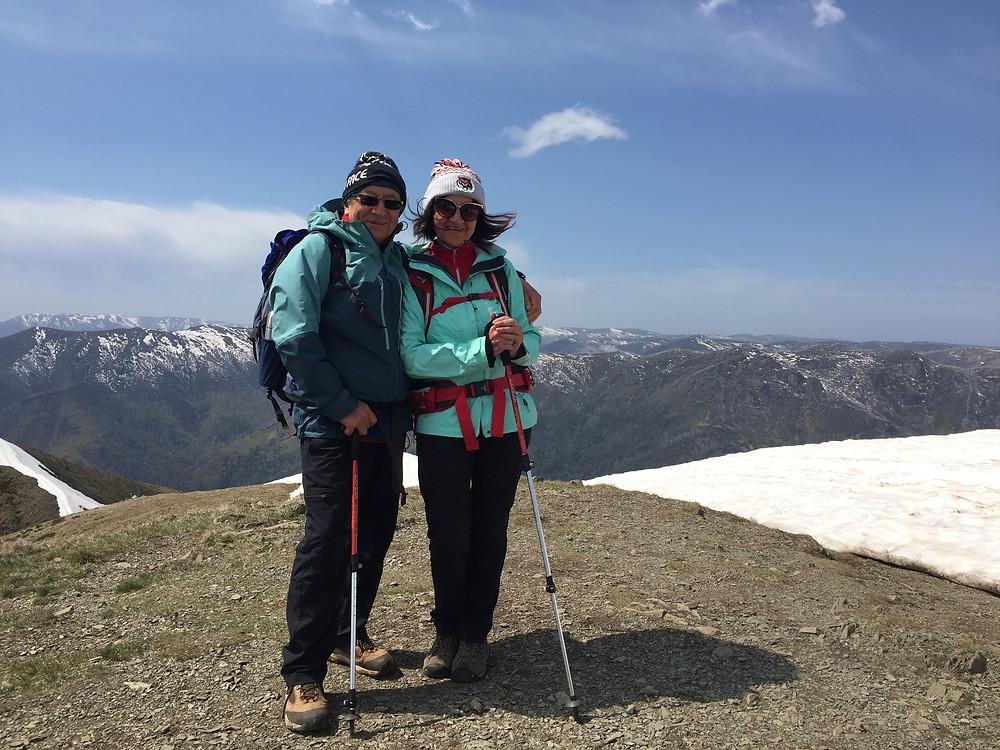 На вершине Feathertop| skitour.club| Блог Сергея Чеботова