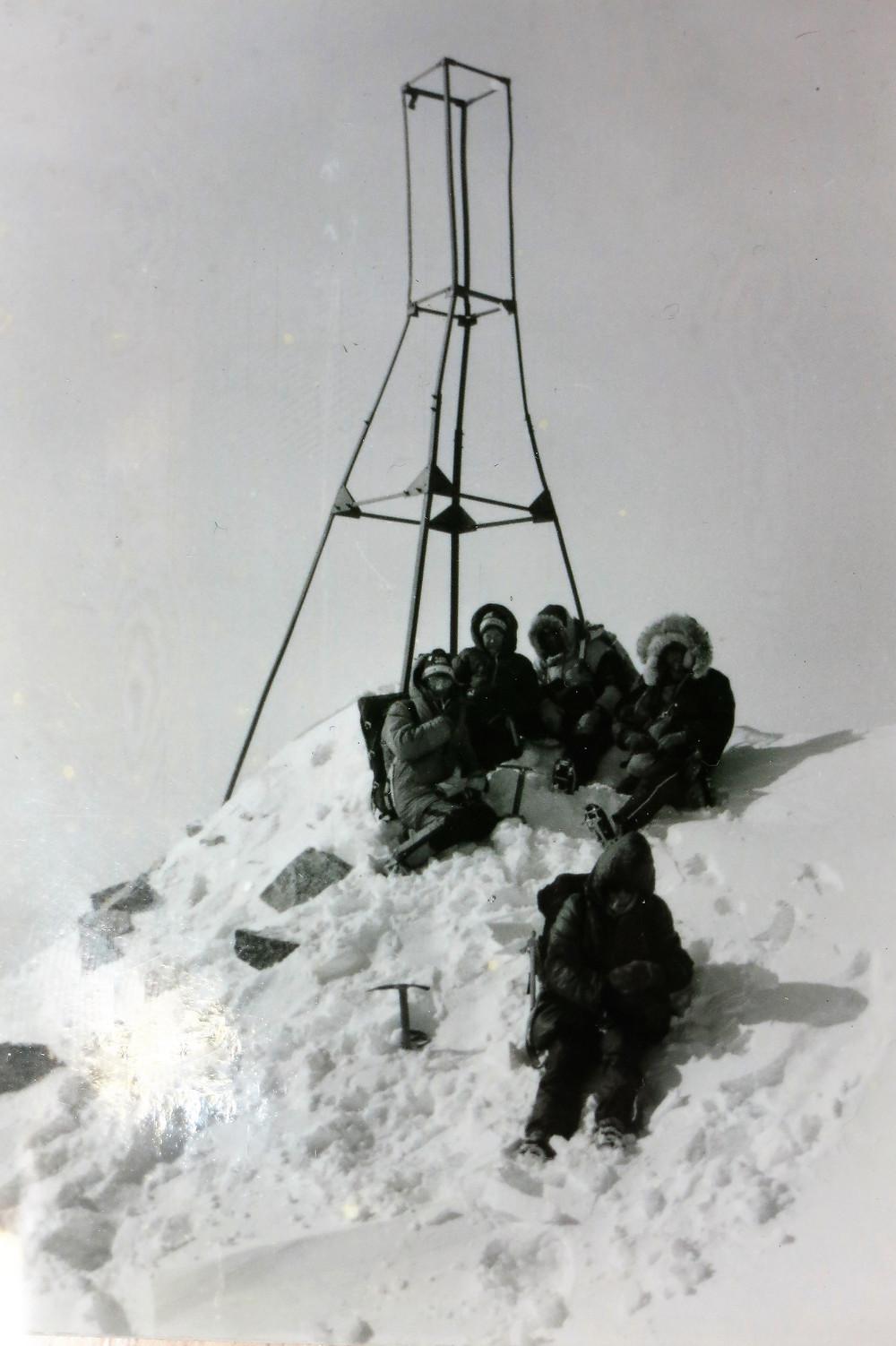 На вершине Берилл| skitour.club| Блог Сергея Чеботова