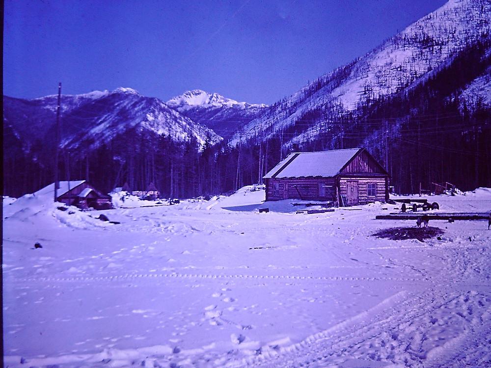 База Верхнебаджальсской ГРП| skitour.club| Блог Сергея Чеботова