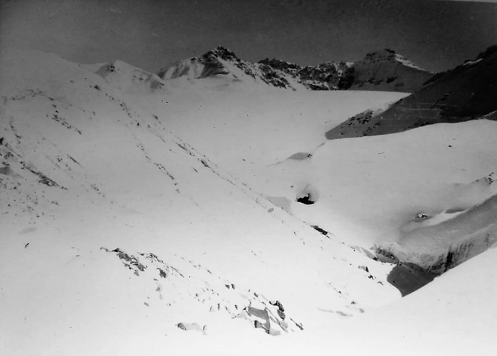 Цирк горы Мус-Хая| skitour.club| Блог Сергея Чеботова