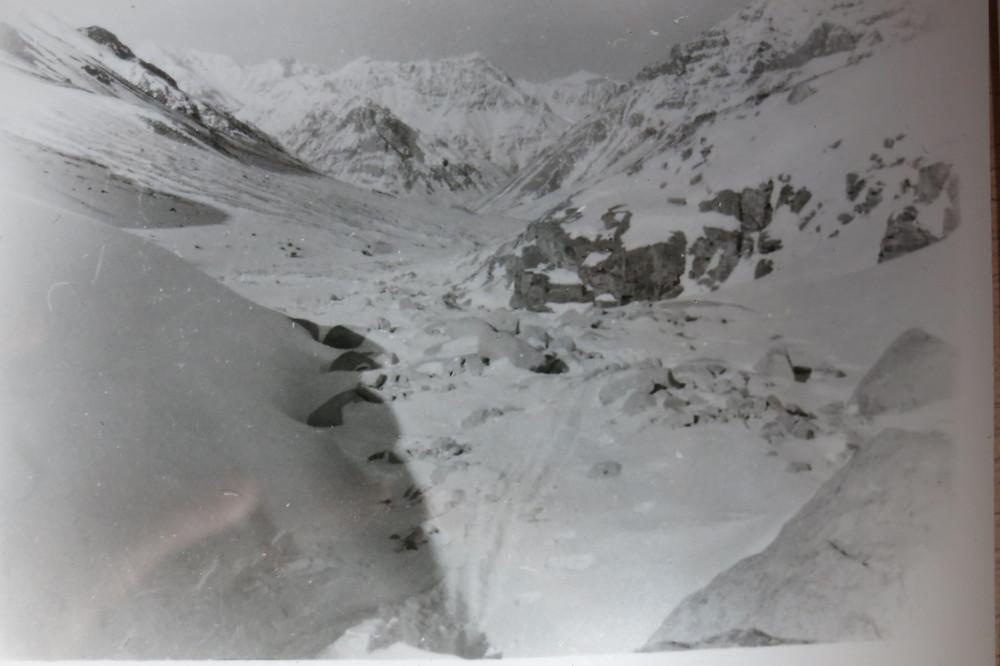 Долина реки Кнорий| skitour.club| Блог Сергея Чеботова